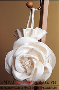 How to sew a bag of roses with your own hands. Photo №1