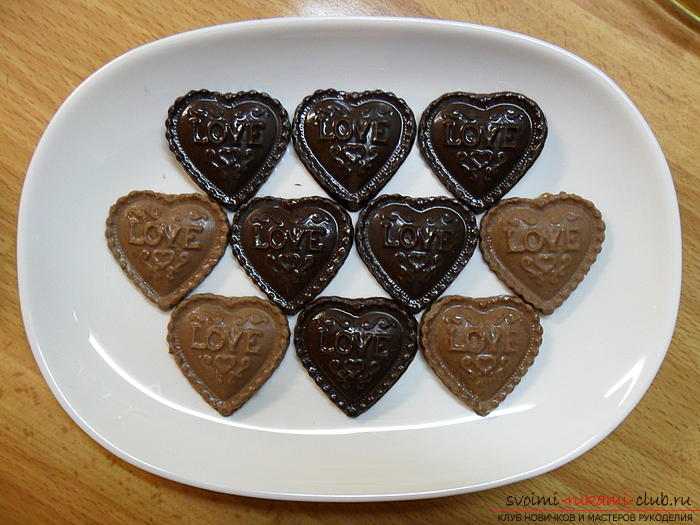 Tips and advice on making chocolate figurines with your own hands at home .. Photo # 2