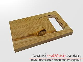 Photo to the lesson on making a small bench for a child with a secret box. Picture №31
