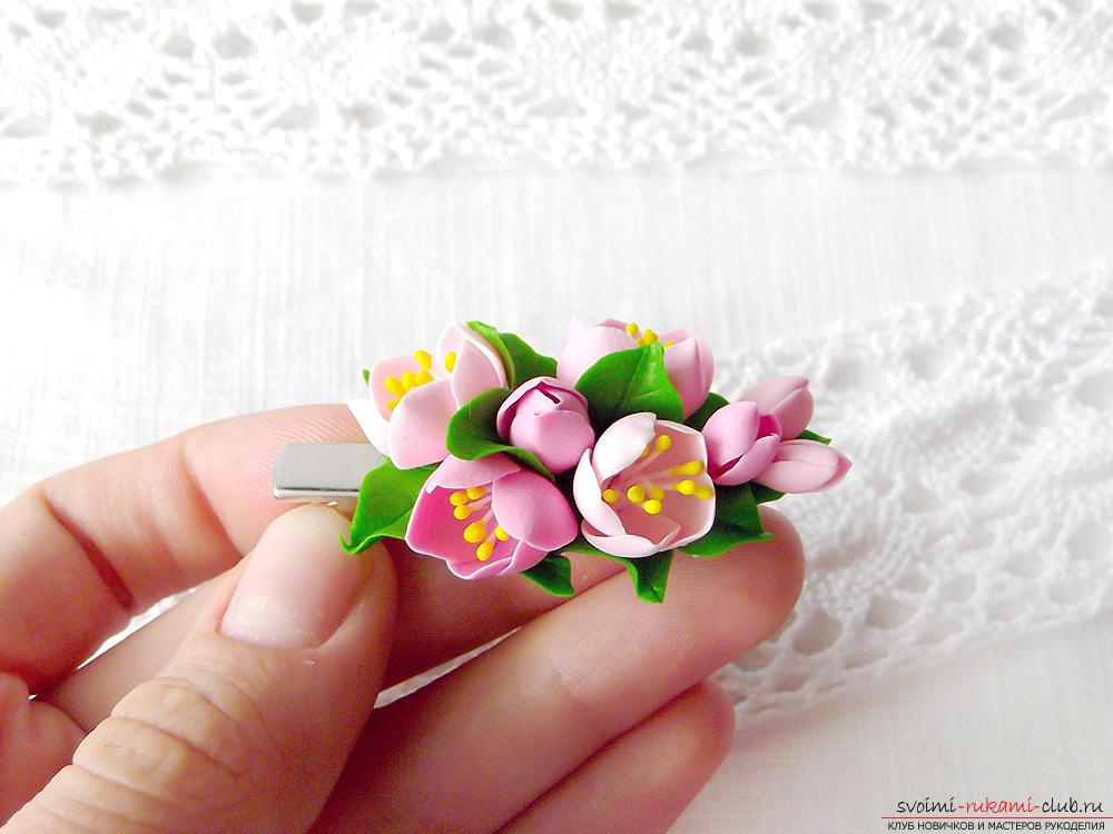 одной цветы из полимерной глины фото пошагово иногда открыть дверцу