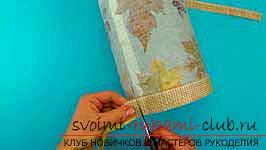 осінні вироби своїми руками з листя. фото №8