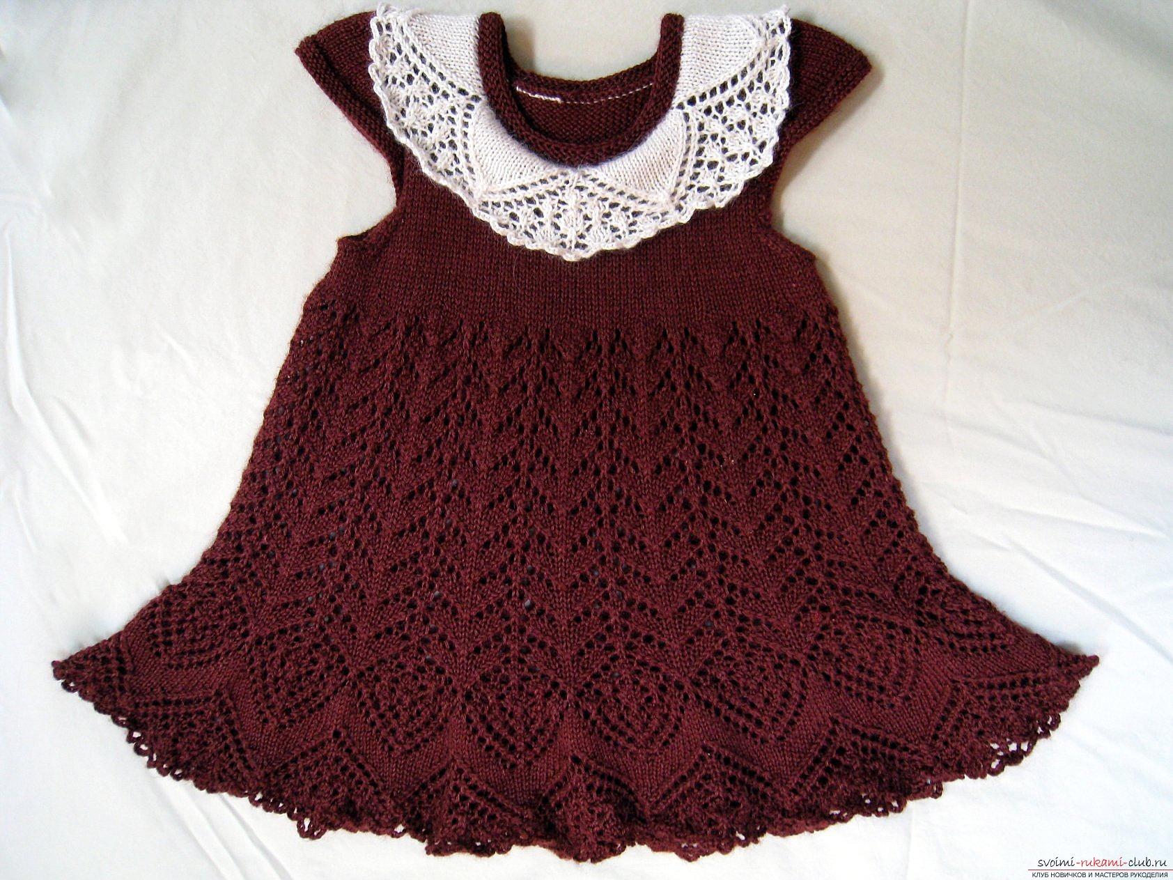 knitting needles for girls. Photo №1