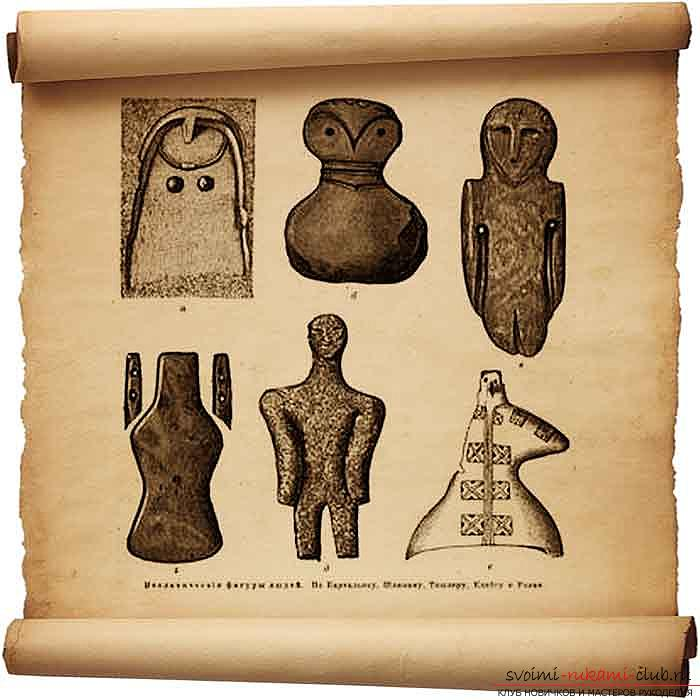 Sculpture for man - the secret of sculpture and its impact on human culture. Photo №1