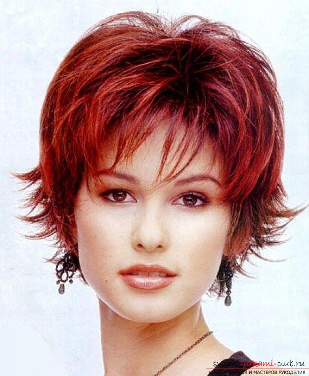 Interesting ideas for creating hairstyles with bangs with your own hands. Picture №10