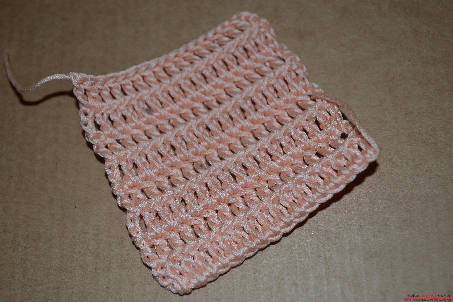 This master class for beginners will teach crochet souvenirs for the birth of a child. Photo Number 9