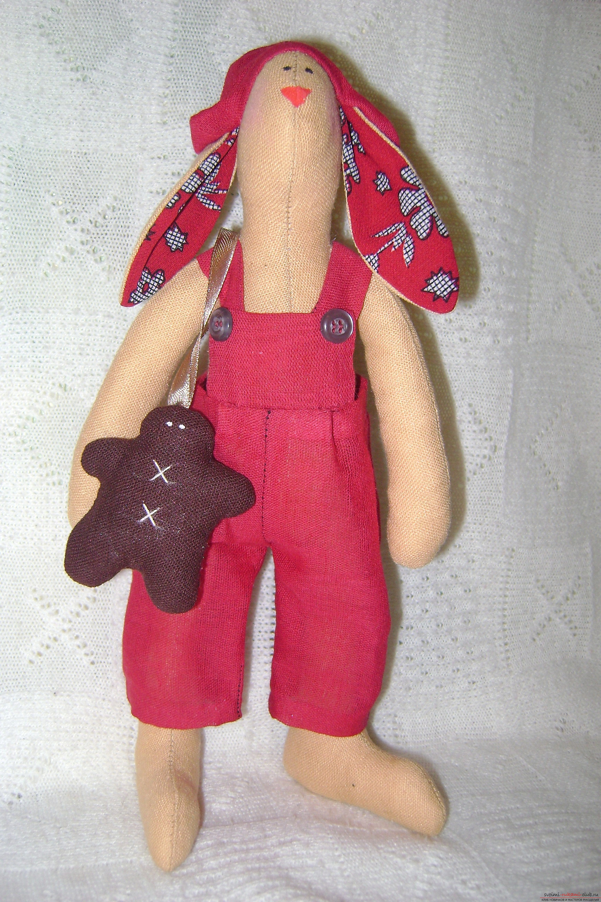 a doll of a tilde. Photo №4