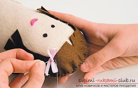 Instructions for making dolls with your own hands. Picture number 7