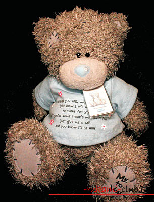 How to sew a bear with their own hands. Lessons and tips for sewing for free .. Picture number 2
