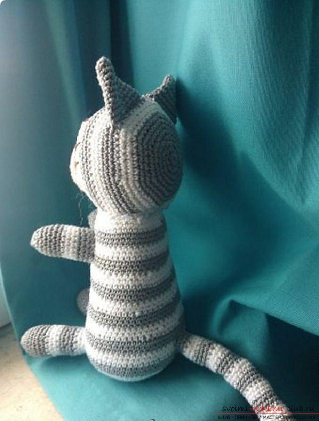 How to tie a crochet in the amigurumi technique with his own hands with a photo and description ?. Picture №3