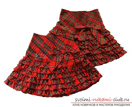 photo examples of skirts for girls. Photo №1