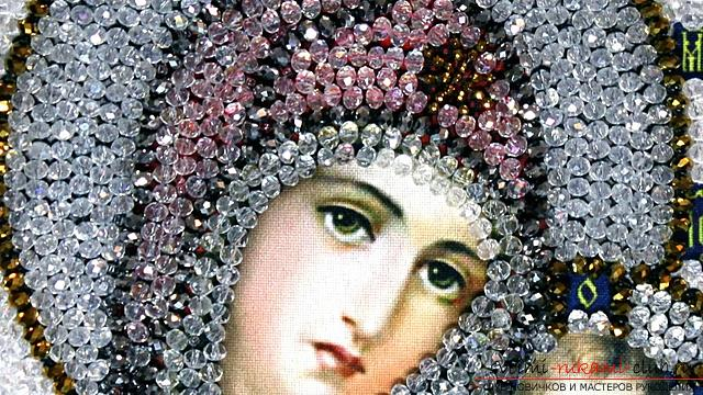 Interesting master classes of diamond embroidery with rhinestones. Photo №6