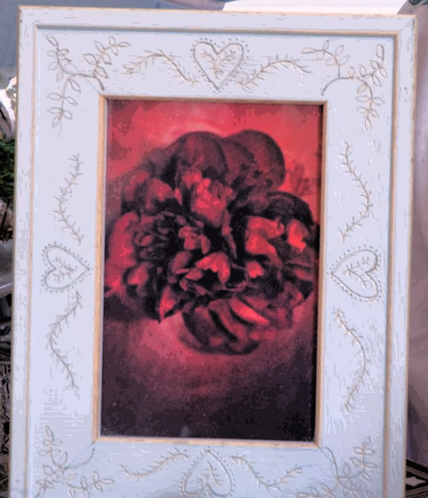 How to make an original photo frame by engraving. Photo №5