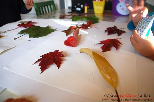 Master classes on the manufacture of autumn crafts made of natural materials with their own hands for children and adults. Photo №6