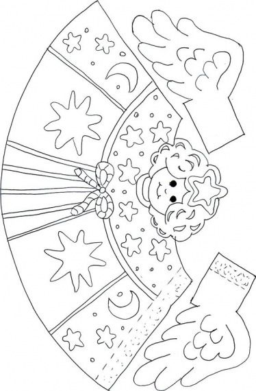 hand made coloring pages - photo#45