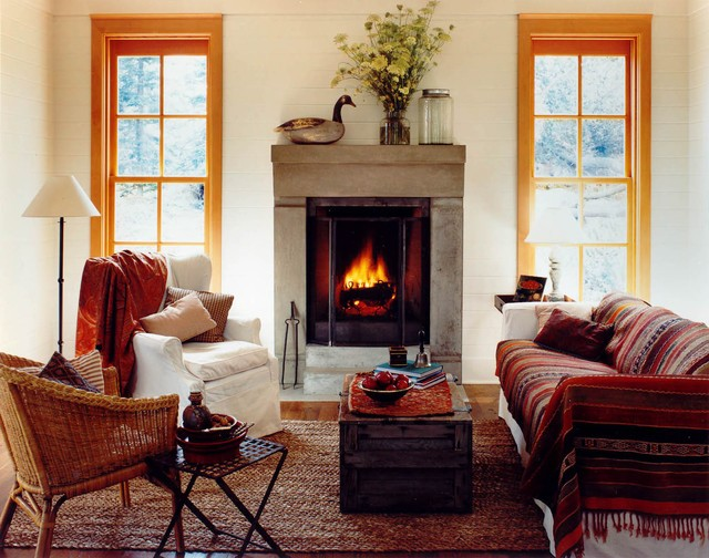 Warm ideas for cozy autumn interiors