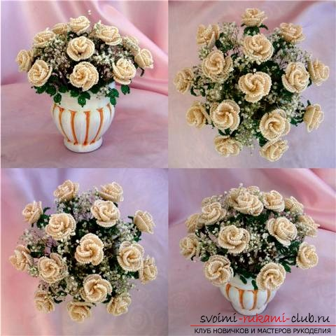 Exquisite decoration with your own hands. Photo №1