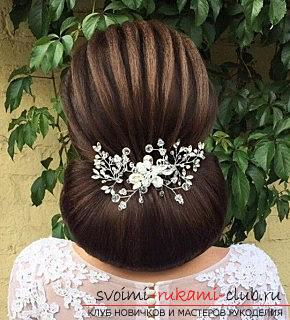 Interesting and trendy hairstyles for long hair for 2016 with their own hands. Photo # 23