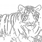 Free coloring pages for preschoolers