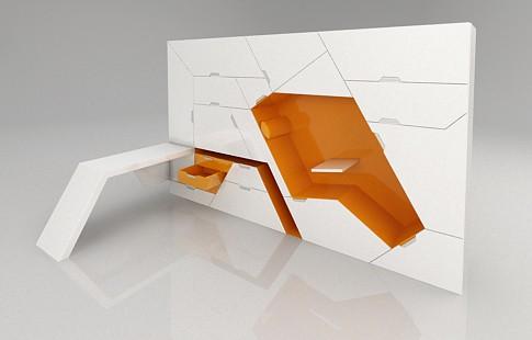 компкатний модуль boxetti practice для робочого простору