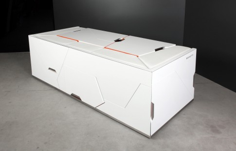 Compact Boxetti Lounge Module for the living room