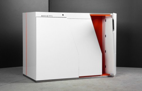 boxetti thrill - compact unit with TV and audio system