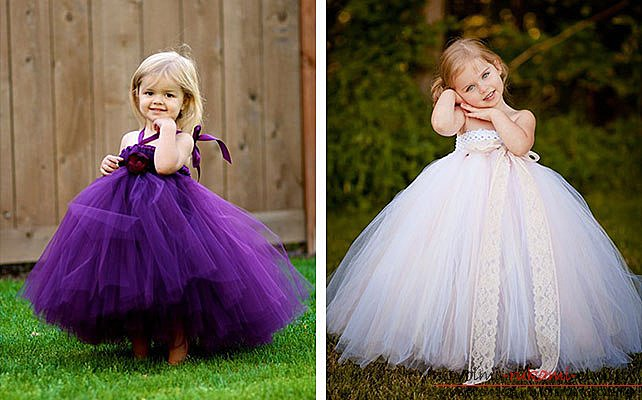 Try to make a beautiful princess dress with your own hands: photos and a master class for tailoring !. Photo №1