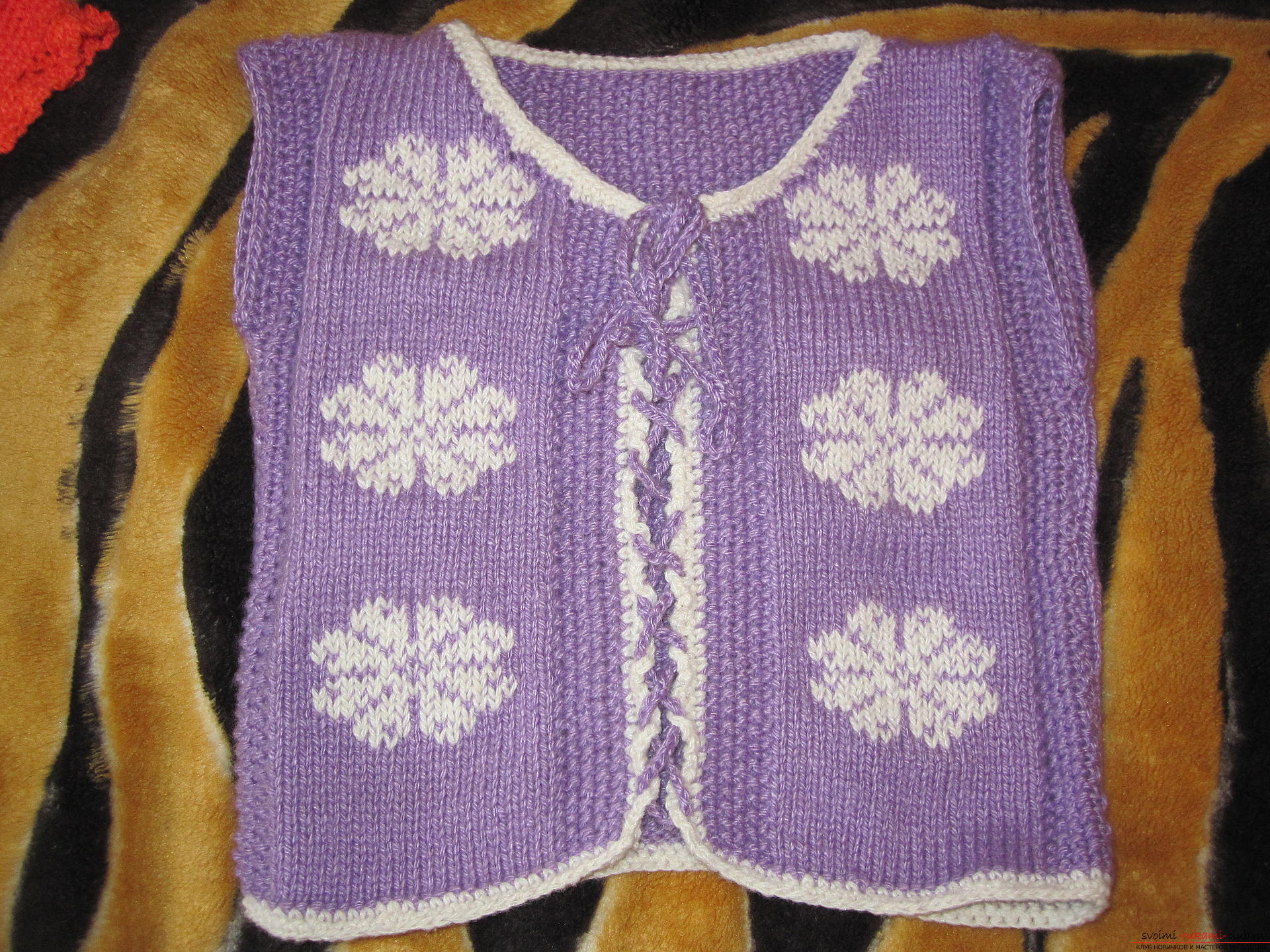 Knitted baby clothes. Photo №4