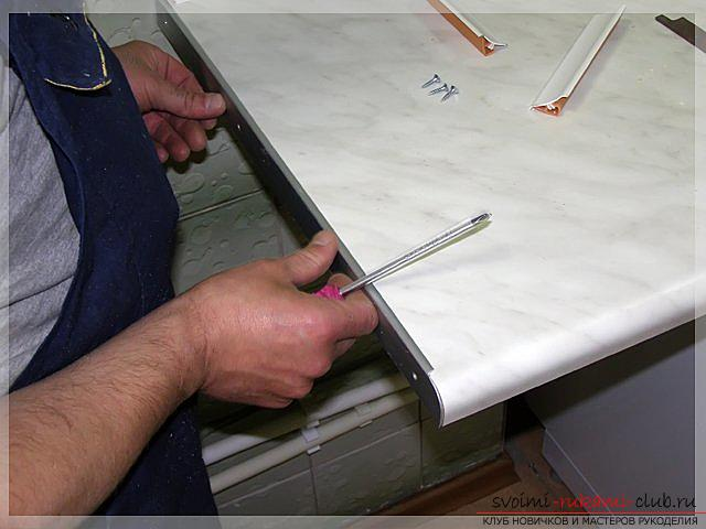 Inexpensive kitchen renovation in a short time. Photo №6