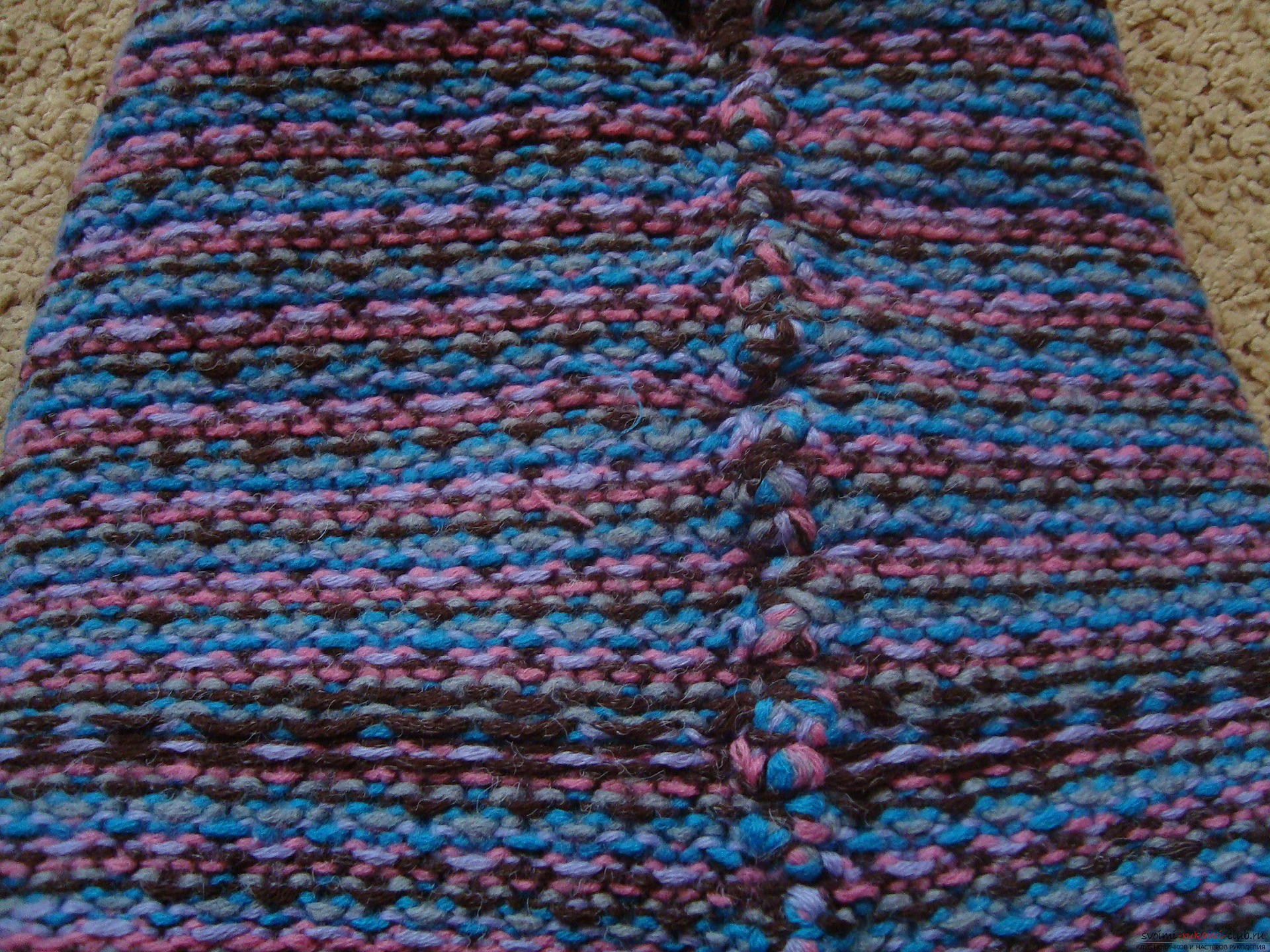 Photo to the lesson on crochet crochet for a boy. Photo №6