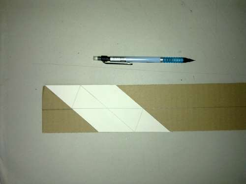 redraw the part of the screen onto the cardboard