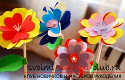 How to make hand-made for children. Photo №1