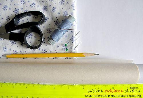 A master class on sewing a baby's ruff for a newborn. Photo # 2