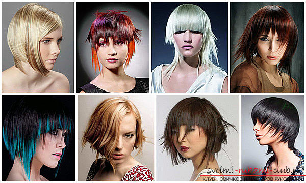 Beautiful hairstyles for thin hair with their own hands - a master class. Photo №5