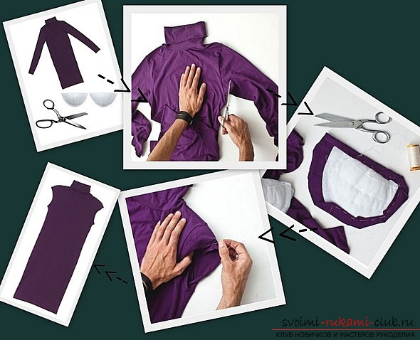 Remaking clothes with your own hands. Photo №5