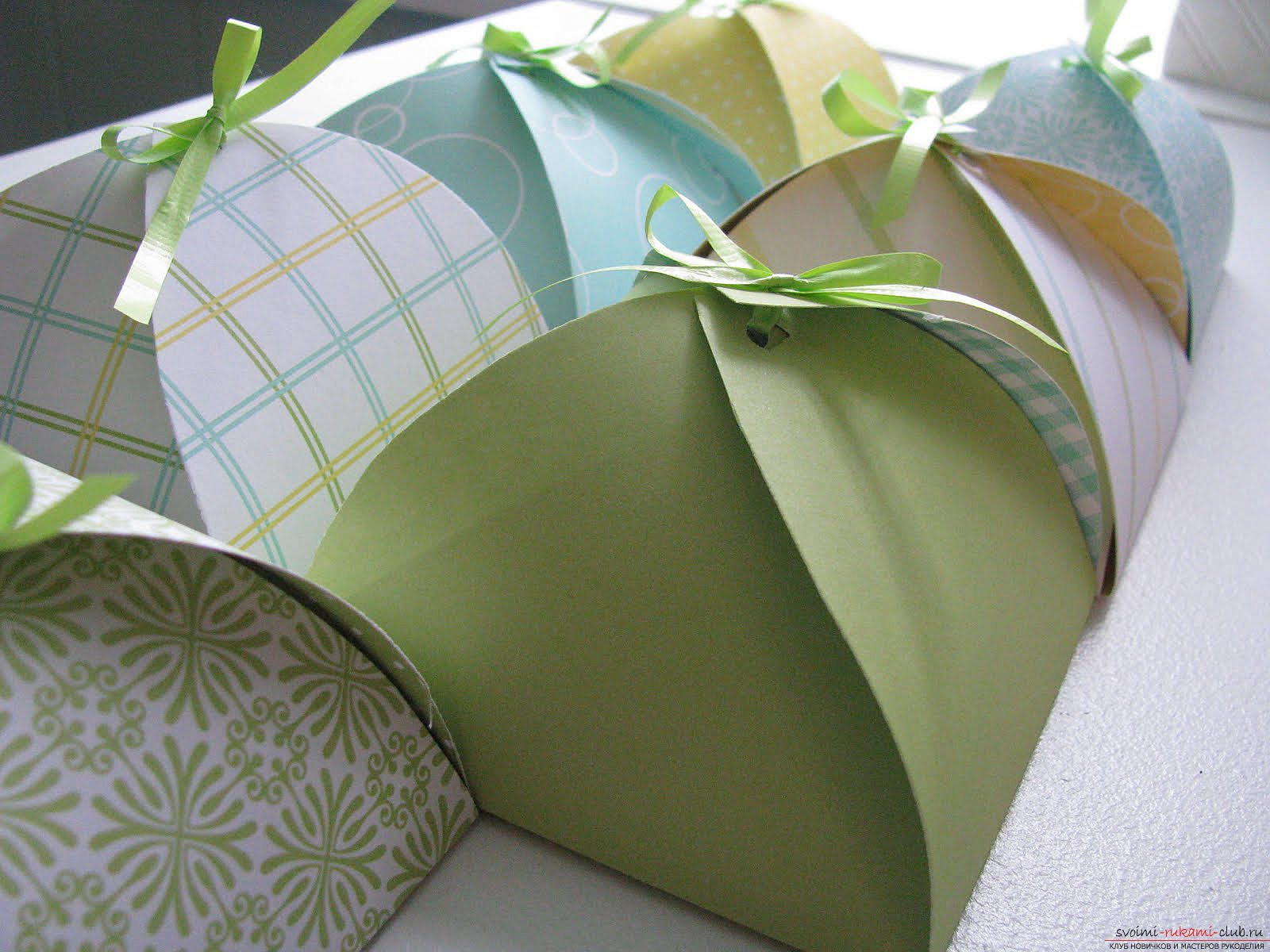 Make your origami box. Photo to create a beautiful origami-box .. Photo №1