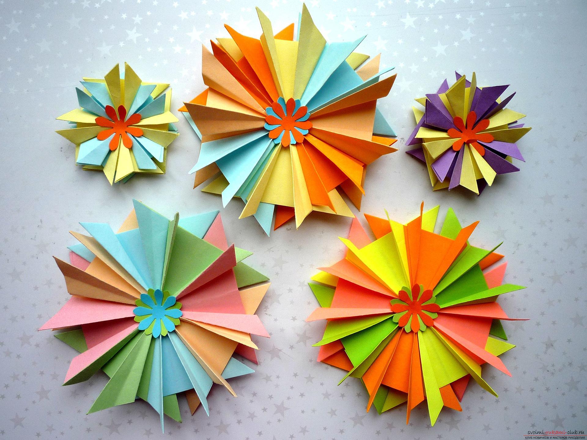 Master Class Origami Modular Star