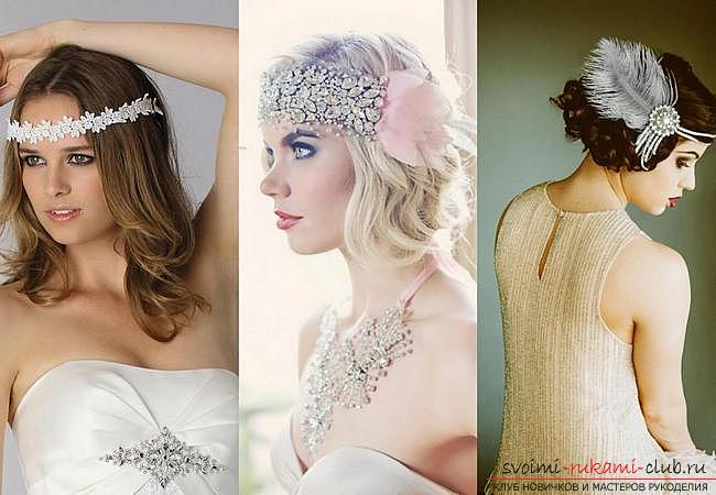 How to make a beautiful hairstyle on medium hair for a celebration with your own hands. Photo №13