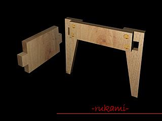 Photo to the lesson on making a small bench for a child with a secret box. Photo Number 11