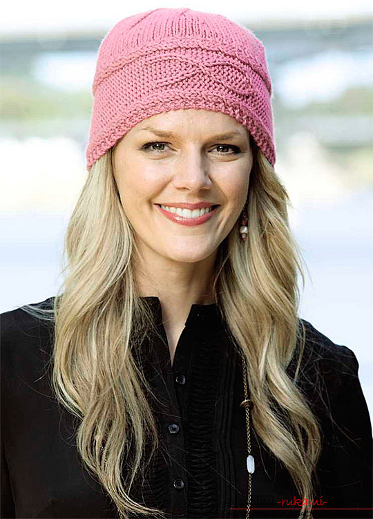 Fashionable beret, crocheted, for beginners. Photo №5