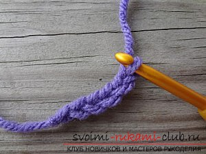 We knit crochet in a circle: tips for beginners. Photo №1