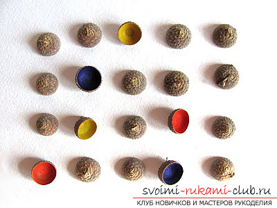 That's what can be made from acorns !. Picture №33