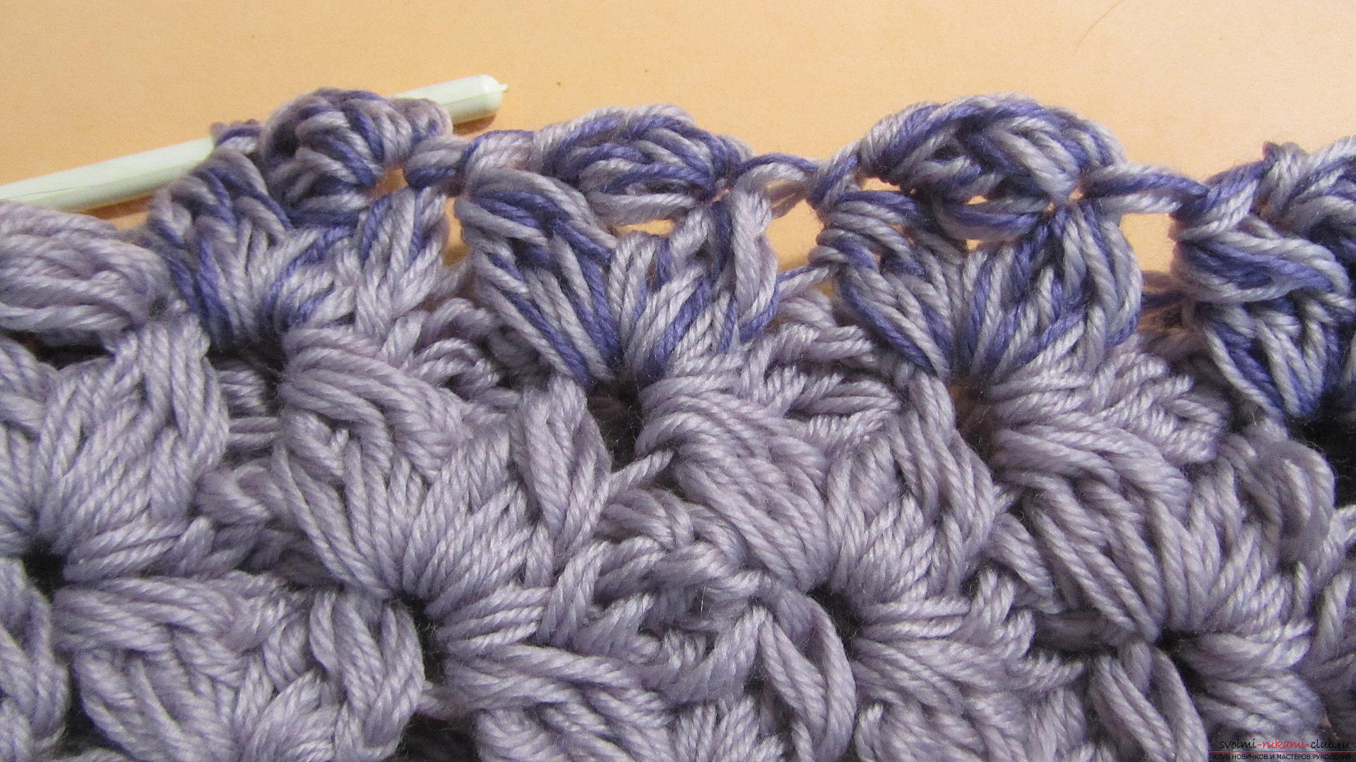 This detailed master class with a photo contains crochet snatch crochet patterns. Picture # 24
