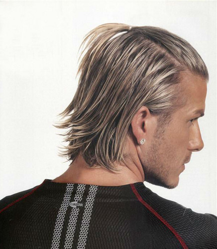 Councils and recommendations, fashion trends in hairstyles for men with long hair .. Picture №9