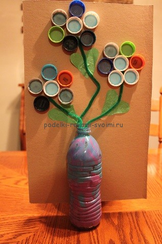 Children's applications. Crafts for children 2 - 3 years (21)