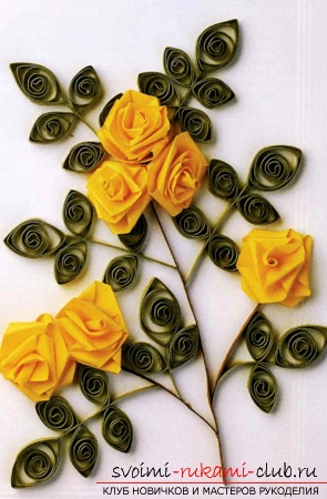 How to make flowers with your own hands. Photo №6