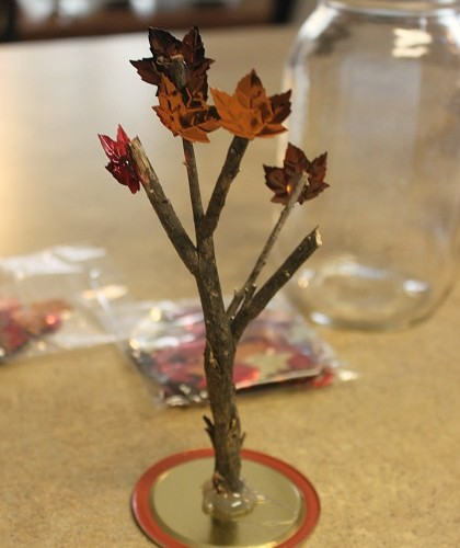 For educators and children. Crafts on the theme of autumn.