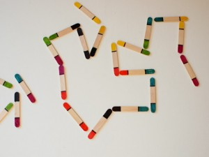 dominoes. learn color (2)