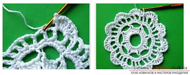 How to tie a ribbon crochet, master classes with diagrams, descriptions and photos .. Photo # 6