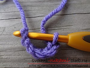 We knit crochet in a circle: tips for beginners. Picture №3