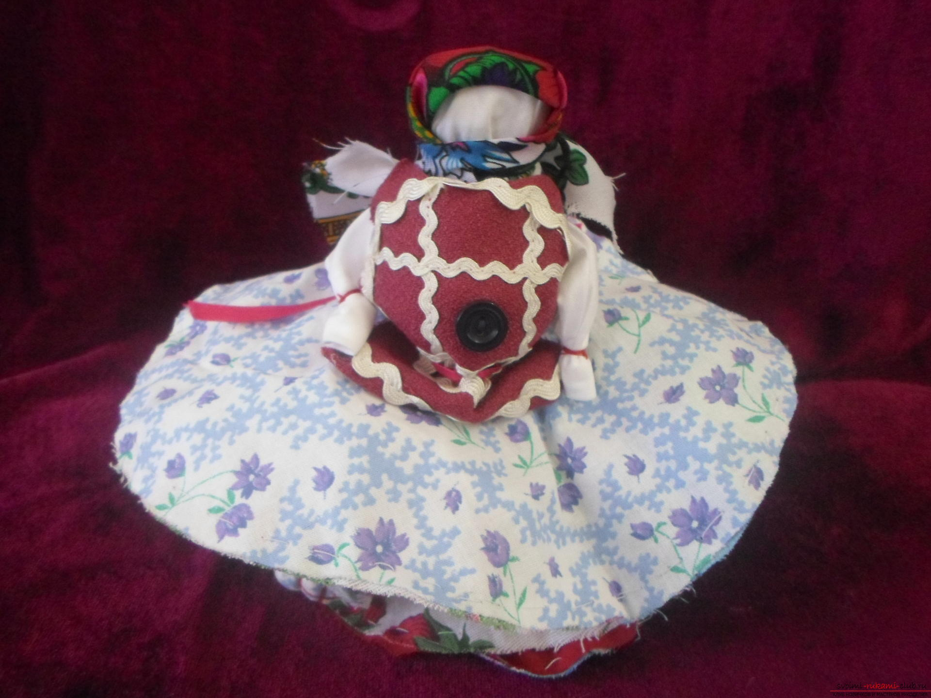 Slavic dolls, amulets for children's games and interior decorations in the Old Russian style. Photo №7